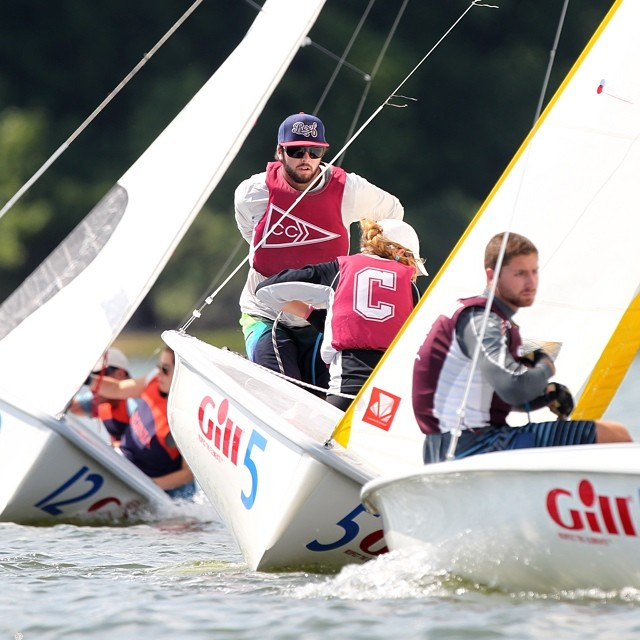 jaker college sailing